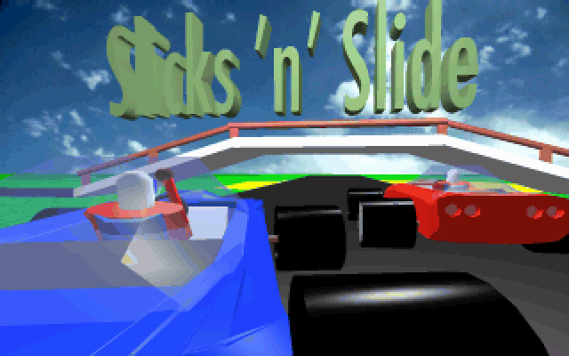 Slicks 'n' Slide screenshot 3
