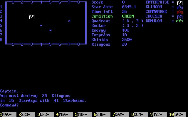 Startrek screenshot 2