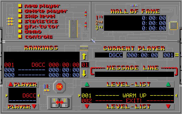 Supaplex screenshot 2