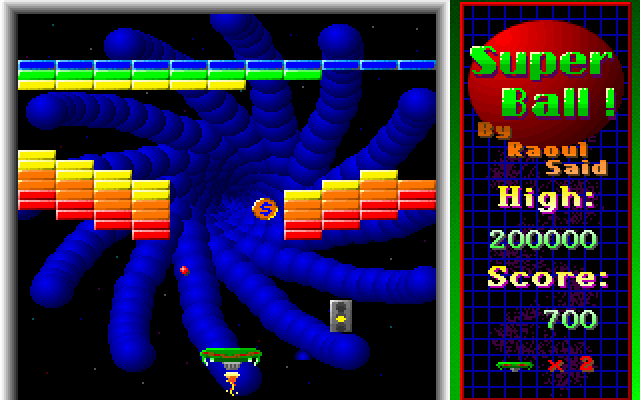 Super Ball screenshot 2