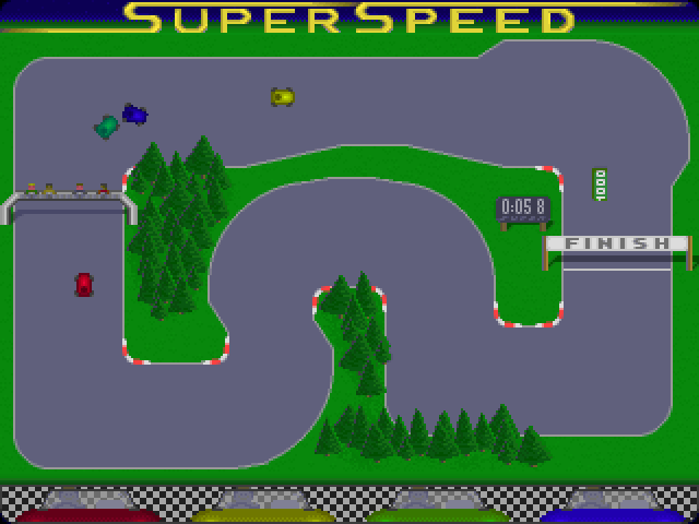 Super Speed screenshot 1