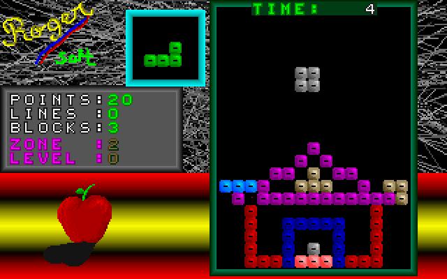 Super Tetris screenshot 2
