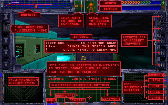System Shock screenshot 2