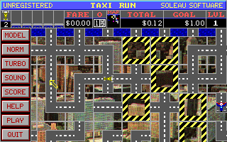 Taxi Run screenshot 1