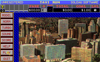 Taxi Run screenshot 2