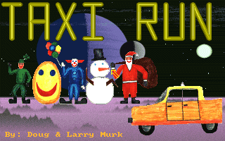 Taxi Run screenshot 3