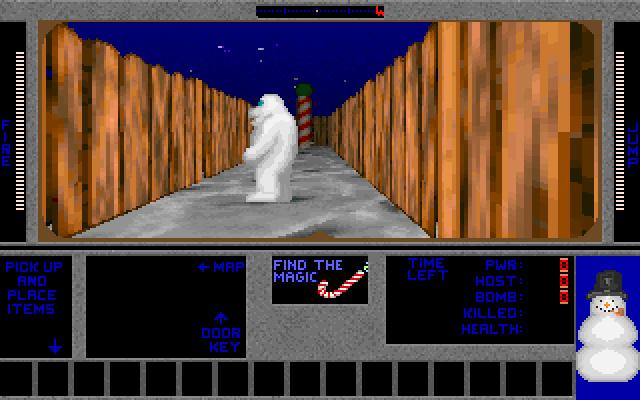 Terror in Christmas Town screenshot 1