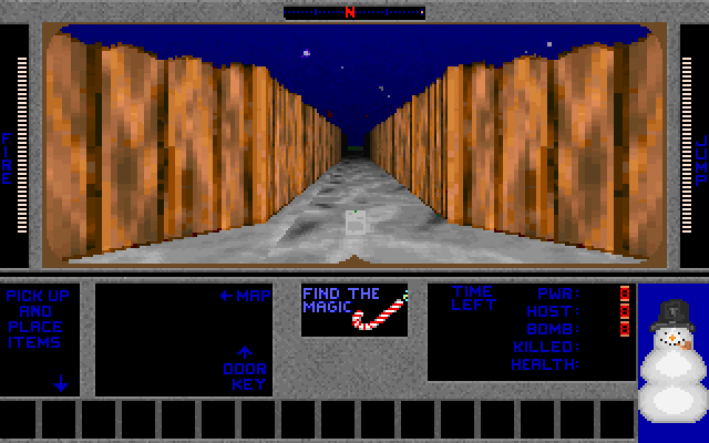 Terror in Christmas Town screenshot 2