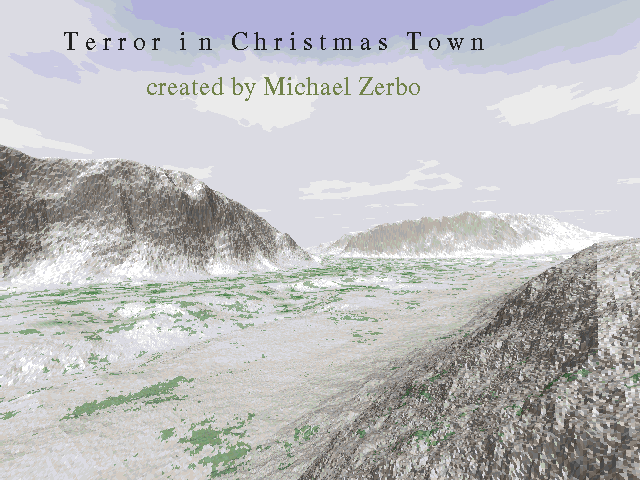 Terror in Christmas Town screenshot 3