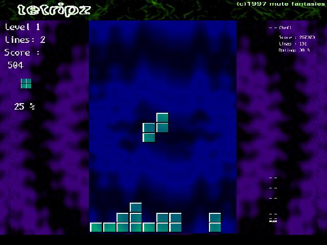 Tetripz screenshot 1