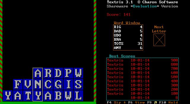 Textris screenshot 2