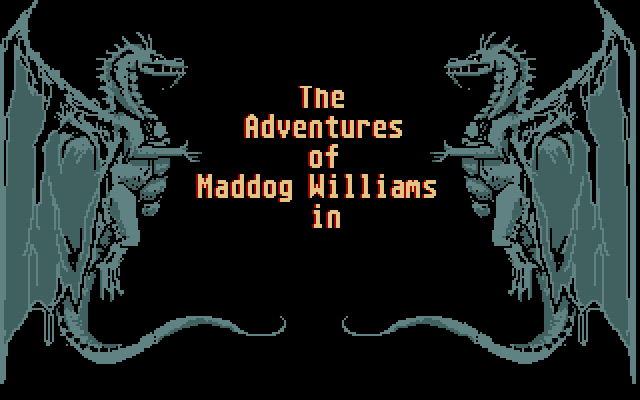 The Adventures of Maddog Williams in The Dungeons of Duridian screenshot 3