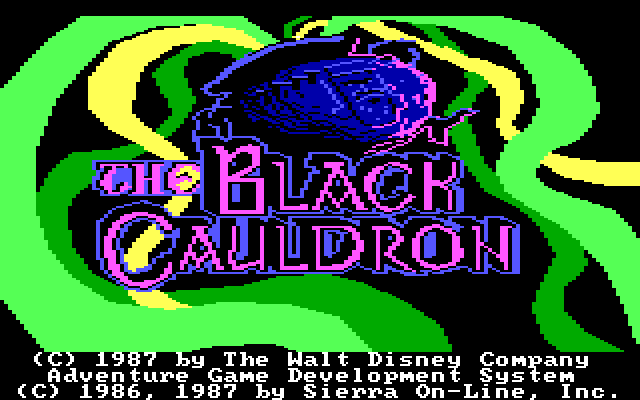 The Black Cauldron screenshot 3