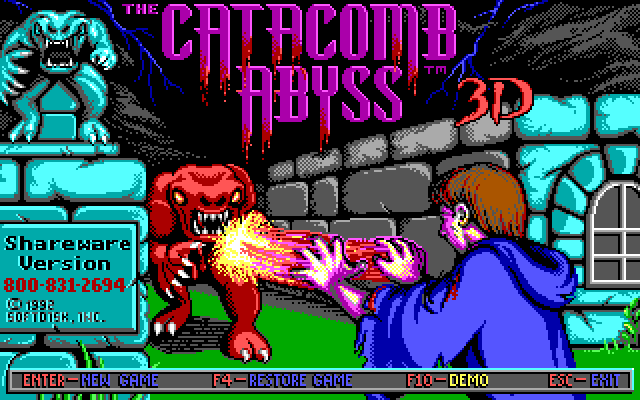 The Catacomb Abyss screenshot 3