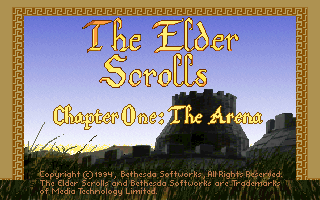 The Elder Scrolls: Arena screenshot 3