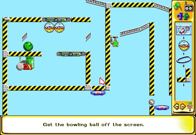 The Incredible Machine 2 screenshot 1