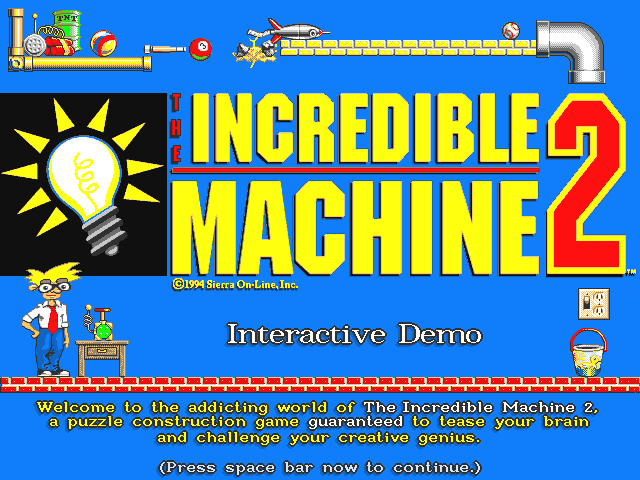 The Incredible Machine 2 screenshot 3