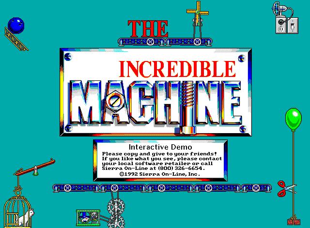 The Incredible Machine screenshot 3