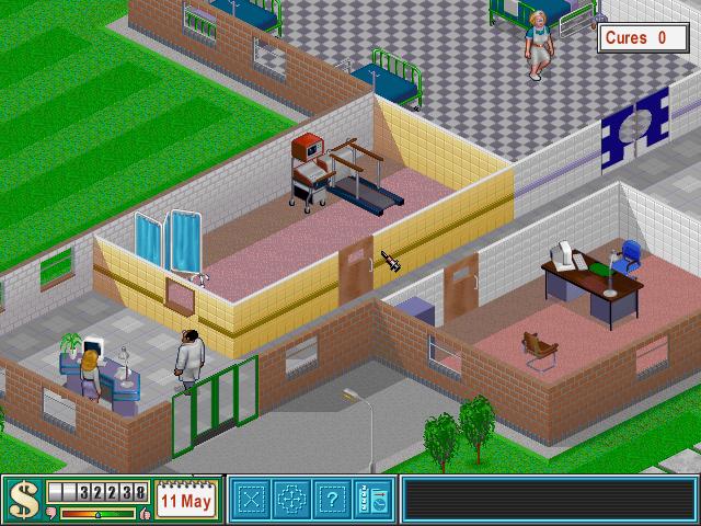Theme Hospital screenshot 1