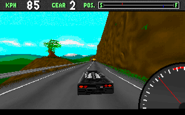 Topspeed 300 screenshot 1