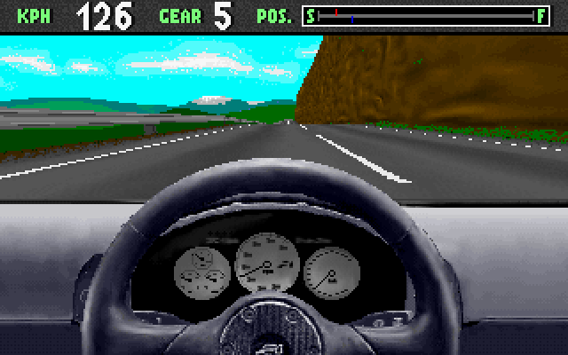 Topspeed 300 screenshot 2