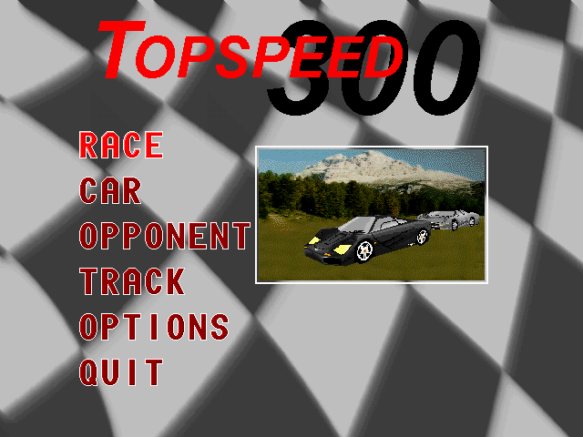 Topspeed 300 screenshot 3