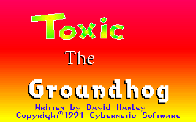 Toxic the Groundhog screenshot 3