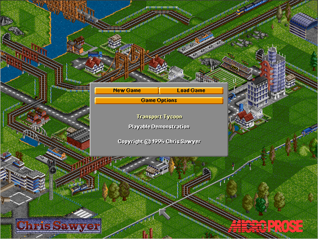 Transport Tycoon screenshot 2