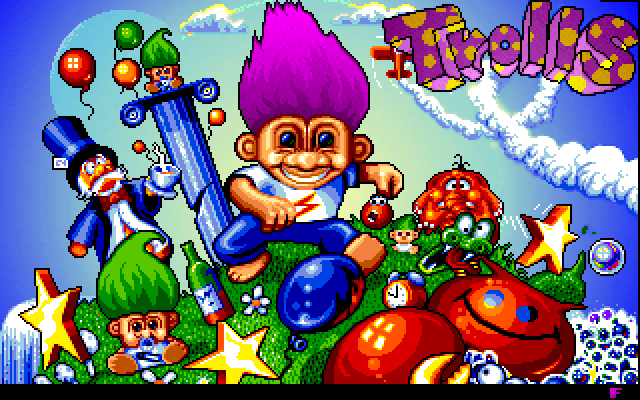 Trolls screenshot 3