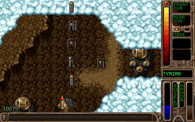 Tyrian screenshot 1