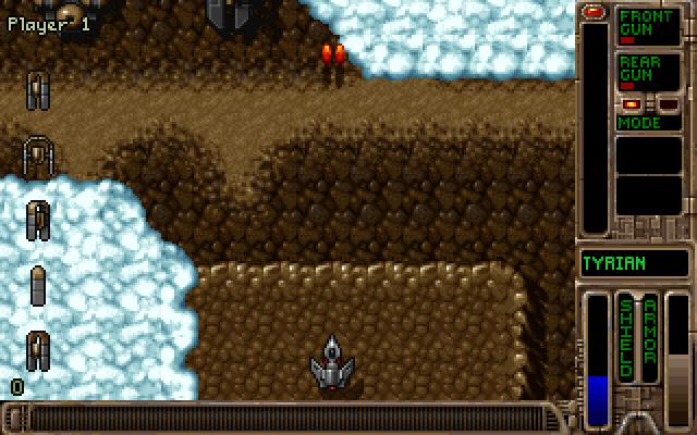 Tyrian screenshot 2