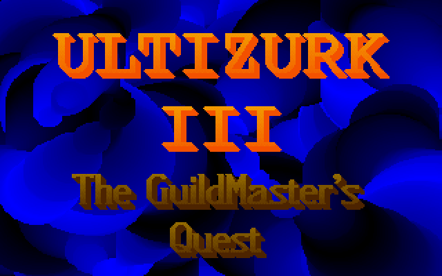 Ultizurk III: The Guildmaster's Quest screenshot 3