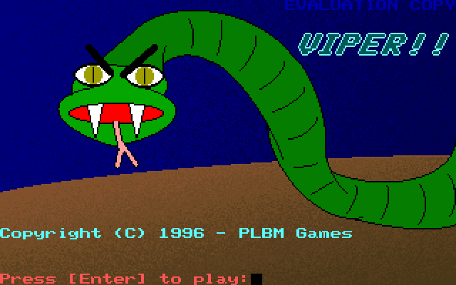 Viper screenshot 3