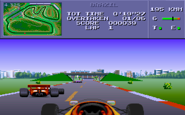 Vroom screenshot 1