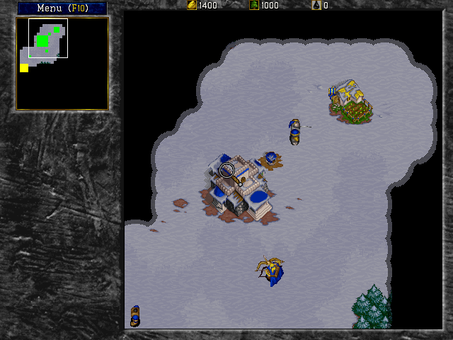 Warcraft II: Tides of Darkness screenshot 1