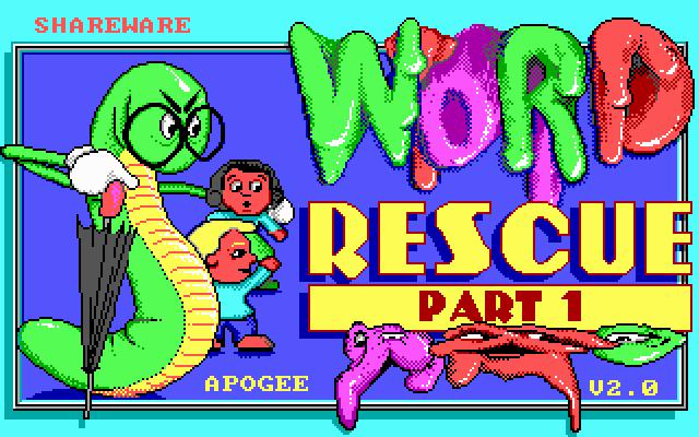 Word Rescue screenshot 3