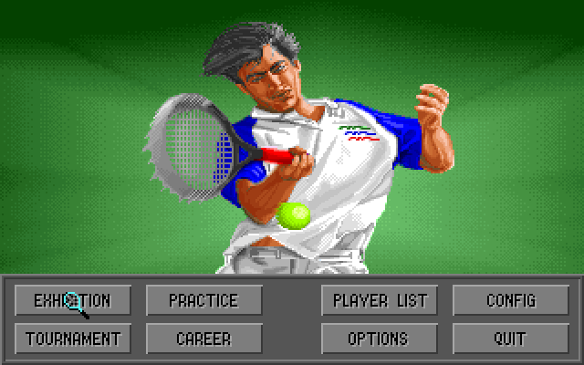World Tour Tennis screenshot 3