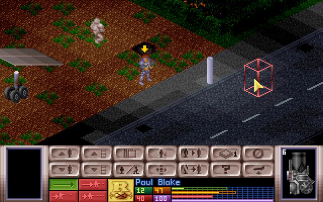 X-COM: UFO Defense screenshot 1