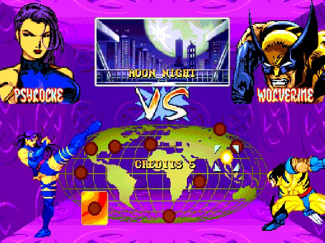 X-Men: Children of the Atom screenshot 3